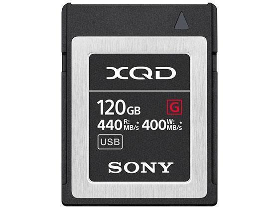 SONY XQDメモリーカードQD-G240F [240GB]
