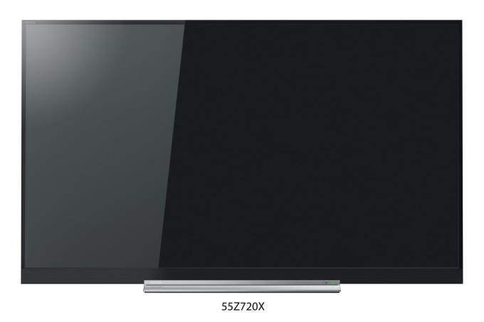 TOSHIBA 薄型テレビ REGZA 55Z720X [55インチ]