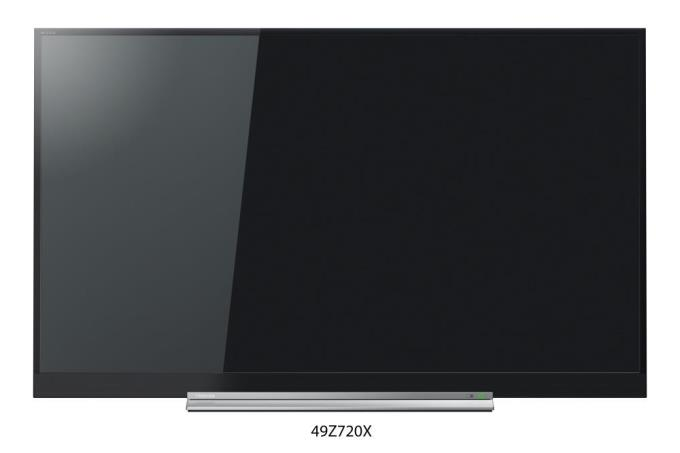 TOSHIBA 薄型テレビ REGZA 49Z720X [49インチ]