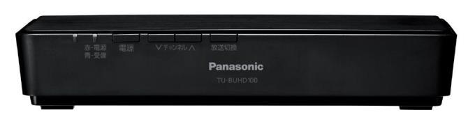 Panasonic デジタルテレビチューナー TU-BUHD100