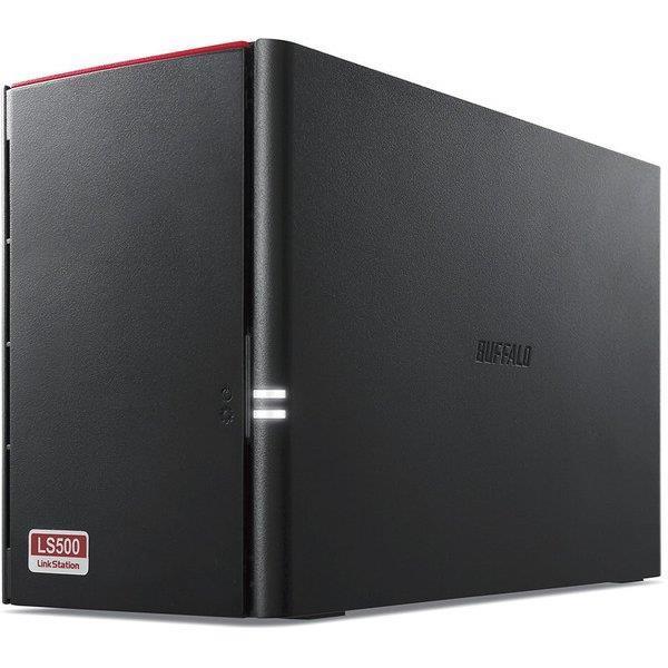 BUFFALO 外付けハードディスク GLinkStation LS520D0202G