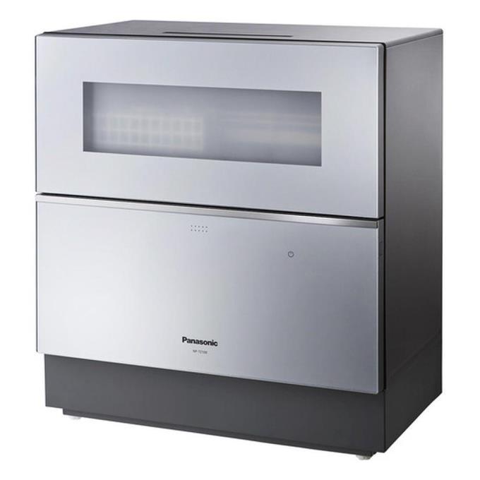 Panasonic 食器洗い機 NP-TZ100-S [シルバー]