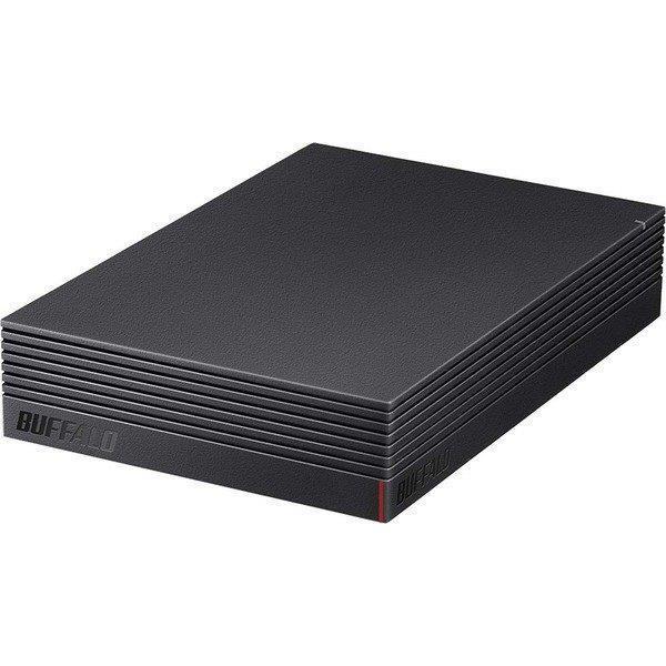 BUFFALO 外付けハードディスク HD-LDS3.0U3-BA [ブラック]