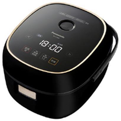Panasonic 炊飯器 SR-KT068-K [ブラック]