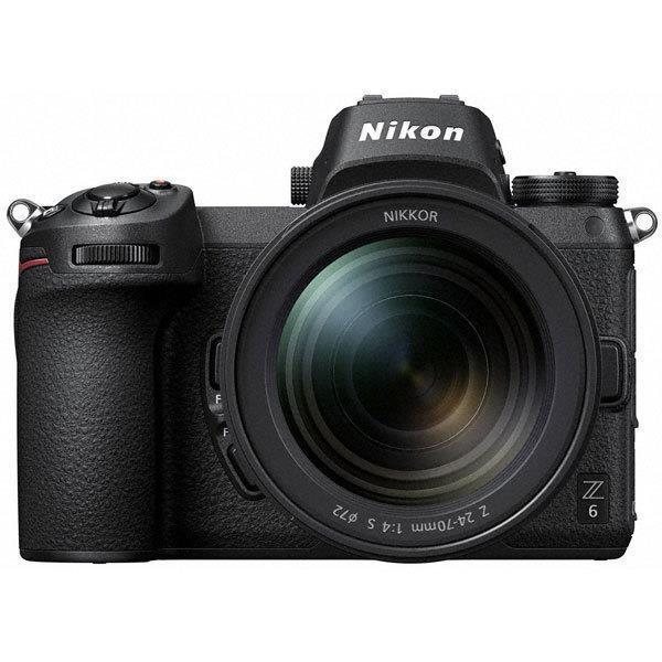 NIKON デジタル一眼カメラ Z 6 24-70 レンズキット