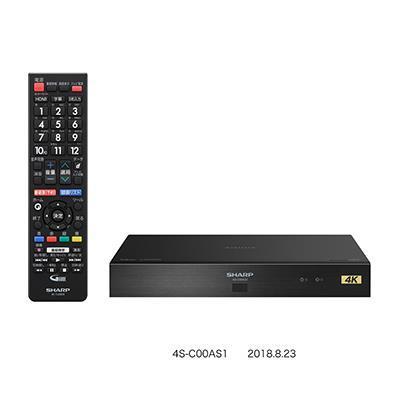 SHARP デジタルテレビチューナー 4S-C00AS1