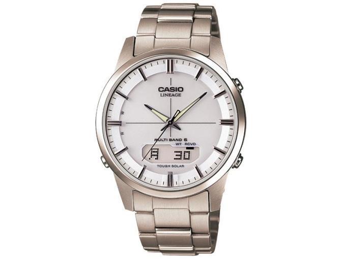 CASIO 男性向け腕時計 リニエージ LCW-M170TD-7AJF