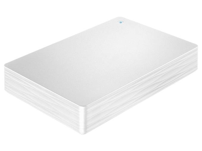 I/ODATA 外付けハードディスク HDPH-UT2DWR [ホワイト]