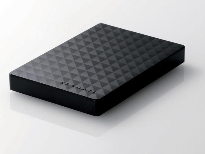 Seagate 外付けハードディスク SGP-MX020UBK [ブラック]