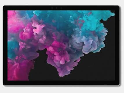 Microsoft  タブレットPC Surface Pro 6 KJT-00027 [プラチナ]