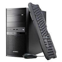 マウスコンピューター デスクトップパソコン ZA-DI77M4W1H17CZA-DI77M4W1H17C