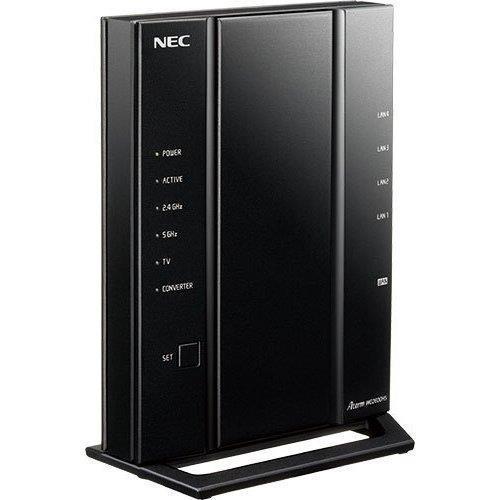 NEC 無線LANルーター PA-WG2600HSAterm WG2600HS PA-WG2600HS