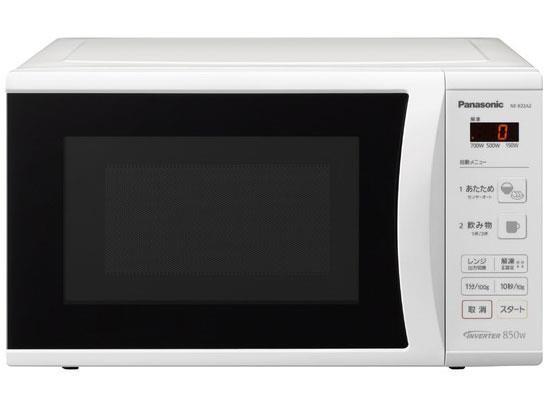 Panasonic 電子レンジ・オーブンレンジ NE-E22A2-Wエレック NE-E22A2