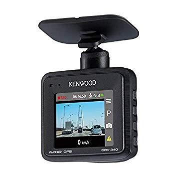 KENWOOD ドライブレコーダー DRV-340