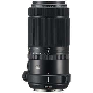 FUJIFILM レンズ フジノンレンズ GF100-200mmF5.6 R LM OIS WR