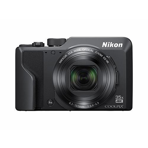 NIKON デジタルカメラ COOLPIX A1000BKCOOLPIX A1000 [ブラック]