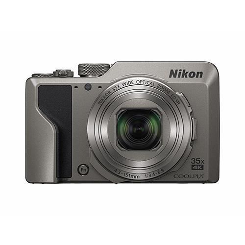 NIKON デジタルカメラ COOLPIX A1000 [シルバー]