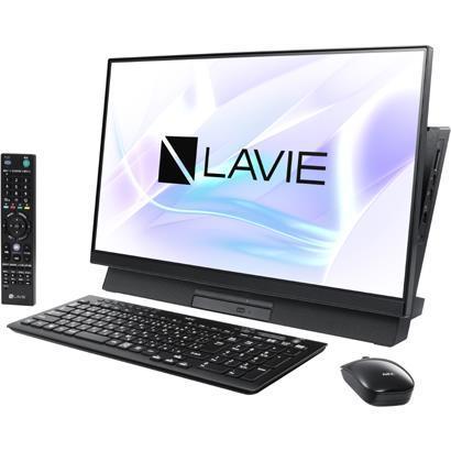 NEC デスクトップパソコン LAVIE Desk All-in-one DA770/MAB PC-DA770MAB