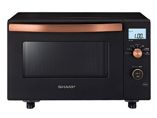 SHARP 電子レンジ・オーブンレンジ RE-F18A-B [ブラック系]