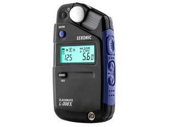 セコニック 露出計・色温度計 フラッシュメイト L-308X