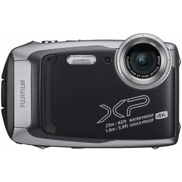 FUJIFILM デジタルカメラ F FX-XP140DS [ダークシルバー]