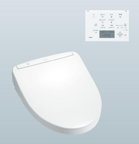 TOTO 温水洗浄便座 アプリコット F3 TCF4733R #NW1 [ホワイト]