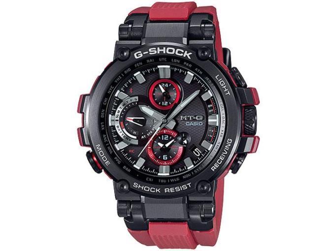 CASIO 男性向け腕時計 G-SHOCK MT-G MTG-B1000B-1A4JF