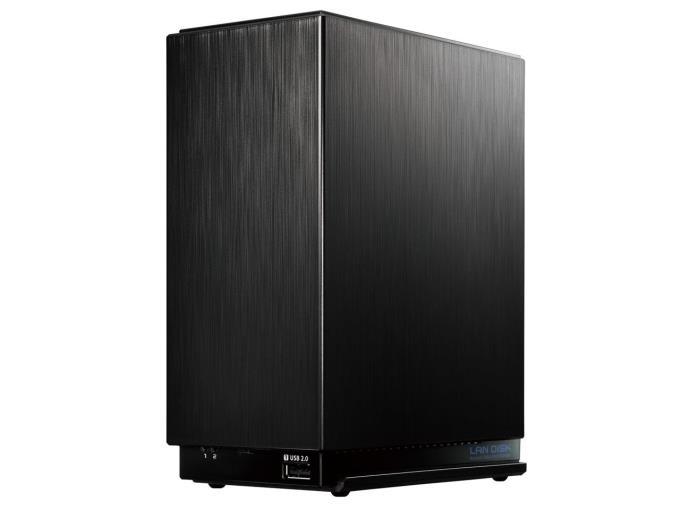 I/ODATA 外付けハードディスク LAN DISK A HDL2-AA8W
