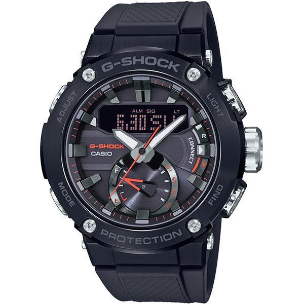 CASIO 男性向け腕時計 G-SHOCK G-STEEL GST-B200B-1AJF