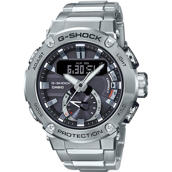 CASIO 男性向け腕時計 G-SHOCK G-STEEL GST-B200D-1AJF