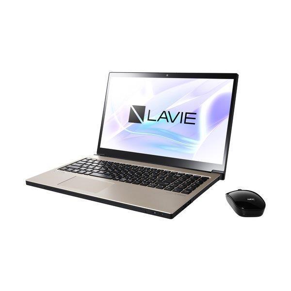 NEC ノートパソコン LAVIE Note NEXT NX850/NAG PC-NX850NAG [クレストゴールド]