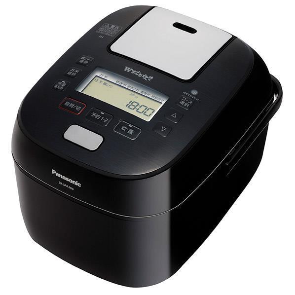 Panasonic 炊飯器 おどり炊き SR-SPA109-K