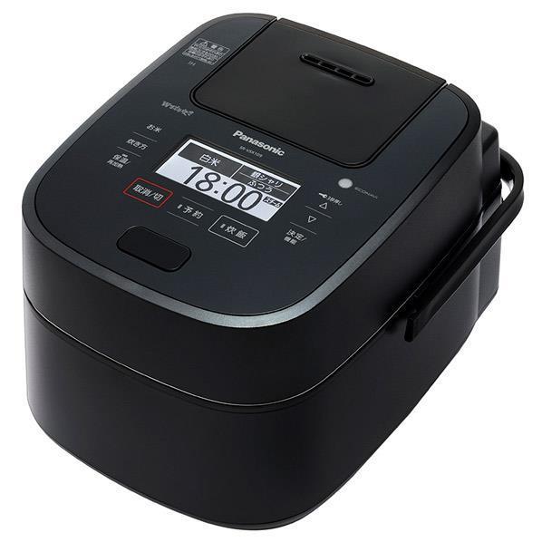 Panasonic 炊飯器 おどり炊き SR-VSX109-K [ブラック]