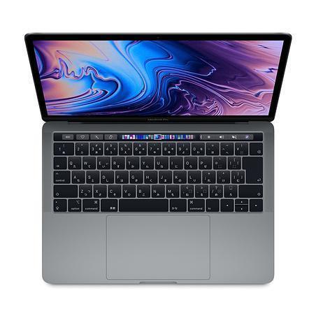 APPLE Mac ノート MacBook Pro Retinaディスプレイ 2400/13.3 MV972J/A [スペースグレイ]
