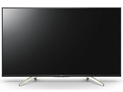 【新品、箱に難あり、必ずご注文前に商品説明をお読みください】SONY 薄型テレビ BRAVIA KJ-43X8500G [43インチ]【KK9N0D18P】