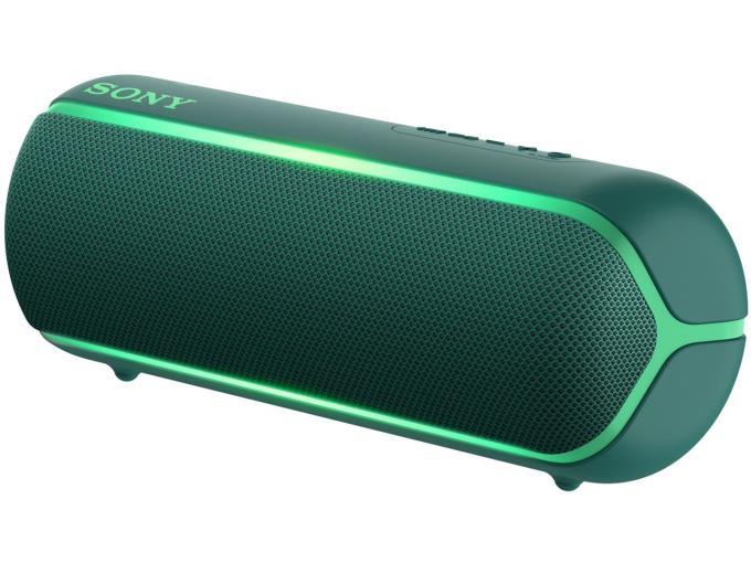 SONY Bluetoothスピーカー SRS-XB22 (G) [グリーン]
