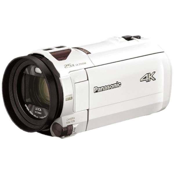 Panasonic ビデオカメラ HC-VX992M-W [ピュアホワイト]