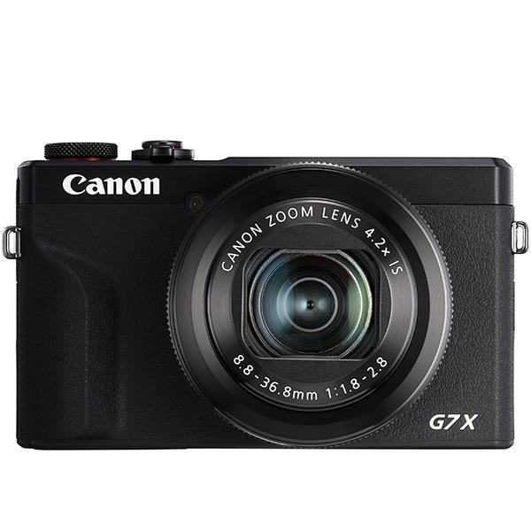 CANON デジタルカメラ PowerShot G7 X Mark III [ブラック]