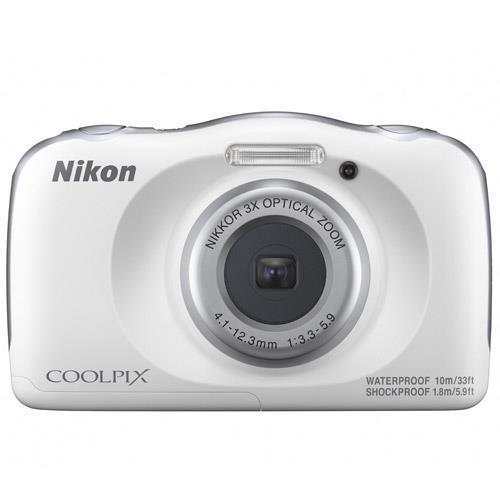 NIKON デジタルカメラ COOLPIX W150 [ホワイト]