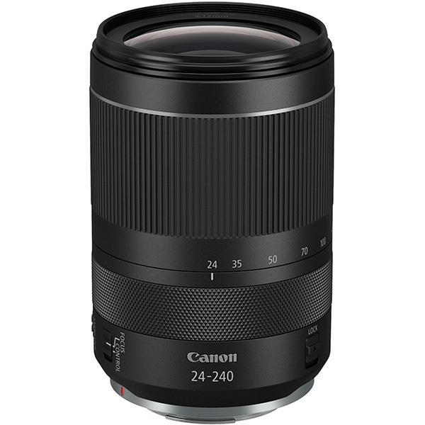CANON レンズ RF24-240mm F4-6.3 IS USM