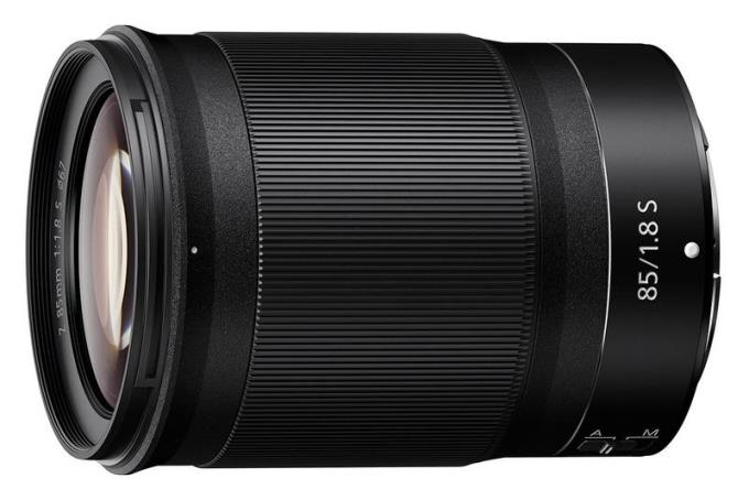 NIKON レンズ NIKKOR Z 85mm f/1.8 S