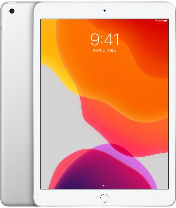 APPLE iPAD(Wi-Fiモデル) iPad 10.2インチ 第7世代 Wi-Fi 128GB 2019年秋モデル MW782J/A [シルバー]