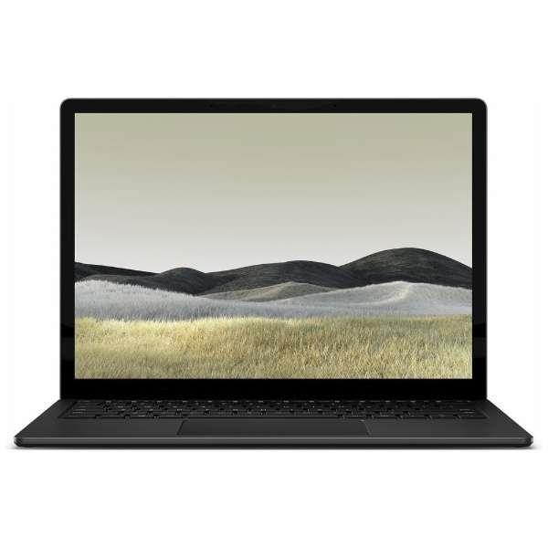 Microsoft  ノートパソコン Surface Laptop 3 13.5インチ V4C-00039 [ブラック]
