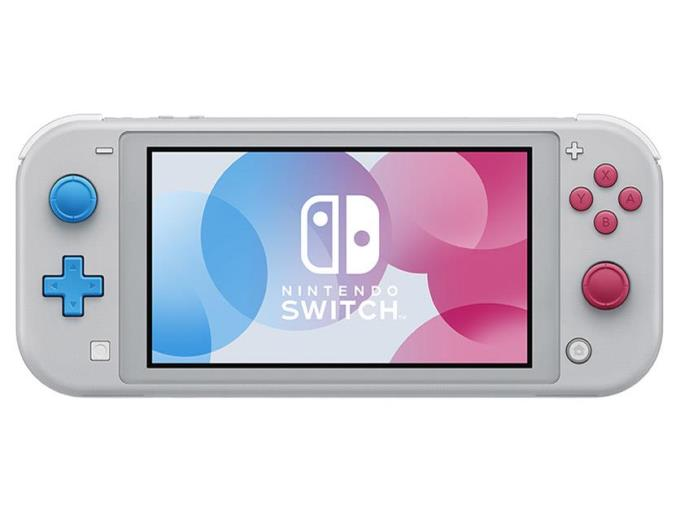 NINTENDO ゲーム機本体(ポータブル) HDH-S-GBZAA Nintendo Switch Lite ザシアン・ザマゼンタ