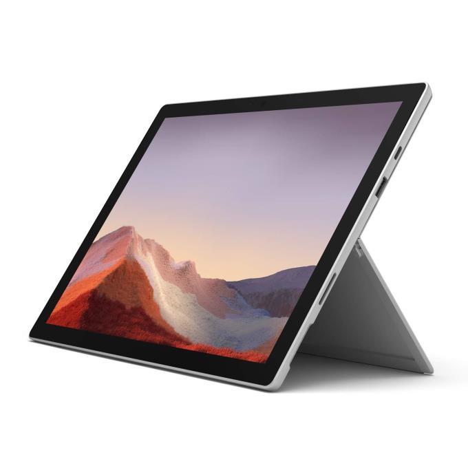 Microsoft  タブレットPC Surface Pro 7 VAT-00014 [プラチナ]