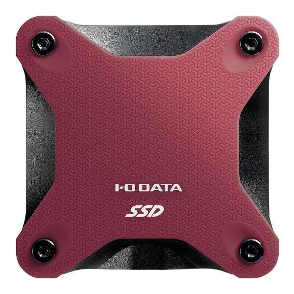 I/ODATA SSD SSPH-UT960R [ワインレッド]