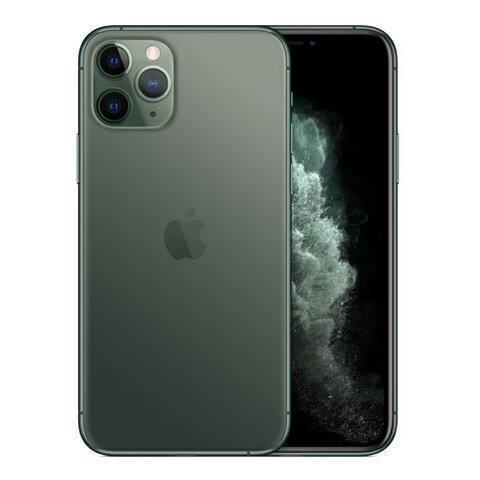 APPLE スマートフォン(SIMフリー) MWCC2J/A iPhone 11 Pro 256GB SIMフリー [ミッドナイトグリーン]