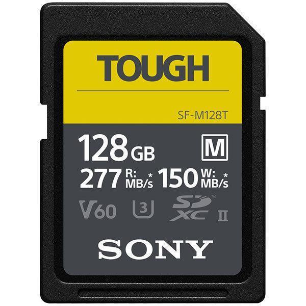 SONY SDメモリーカード SF-M128T