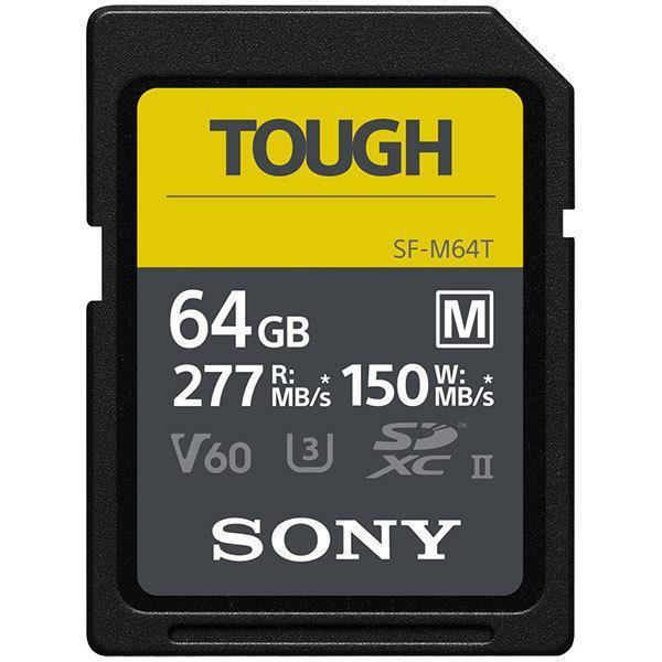 SONY SDメモリーカード SF-M64T