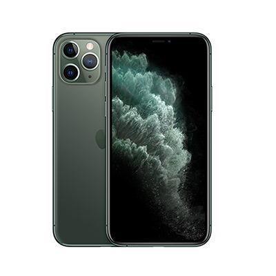 APPLE スマートフォン(SIMフリー)  MWHH2J/A iPhone 11 Pro Max 64GB SIMフリー [ミッドナイトグリーン]
